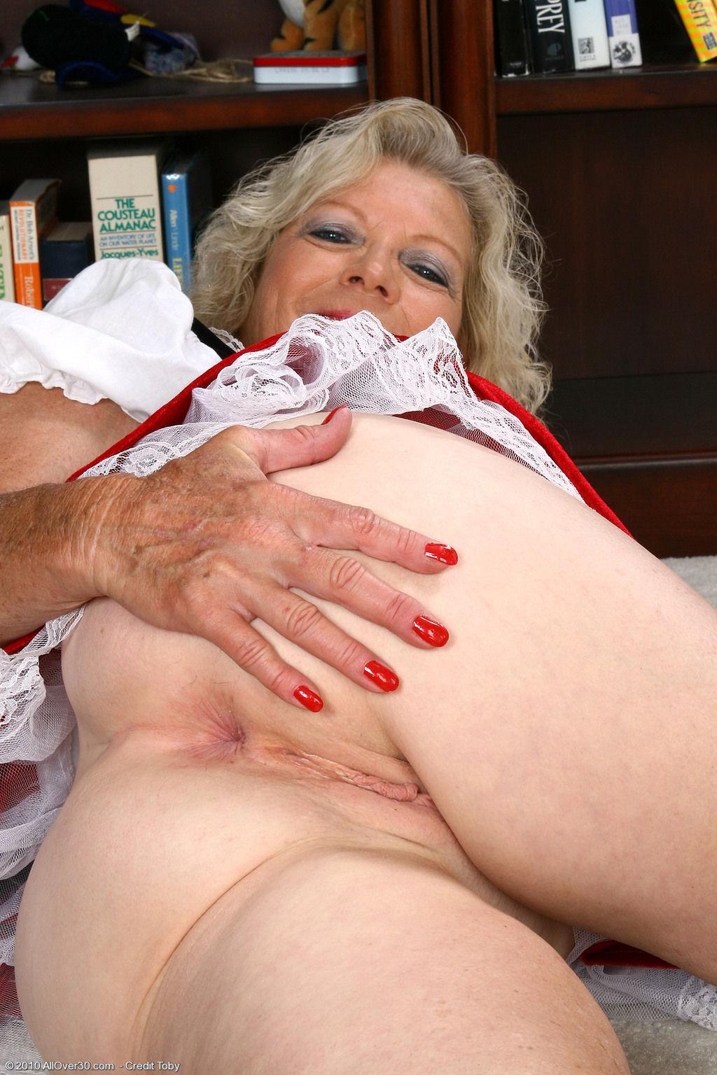 Домашняя порнуха старушек — pic 15
